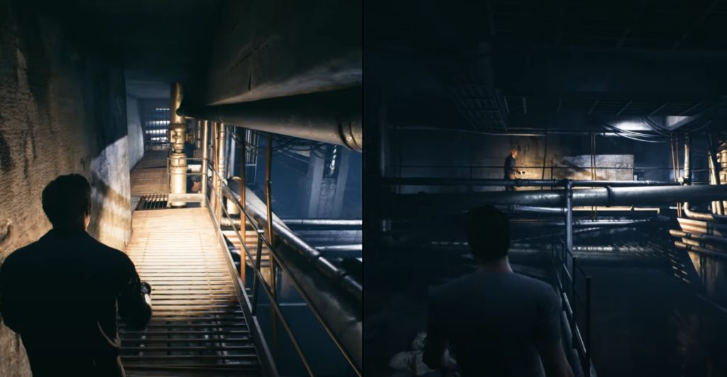 Zdjęcie z gry A Way Out