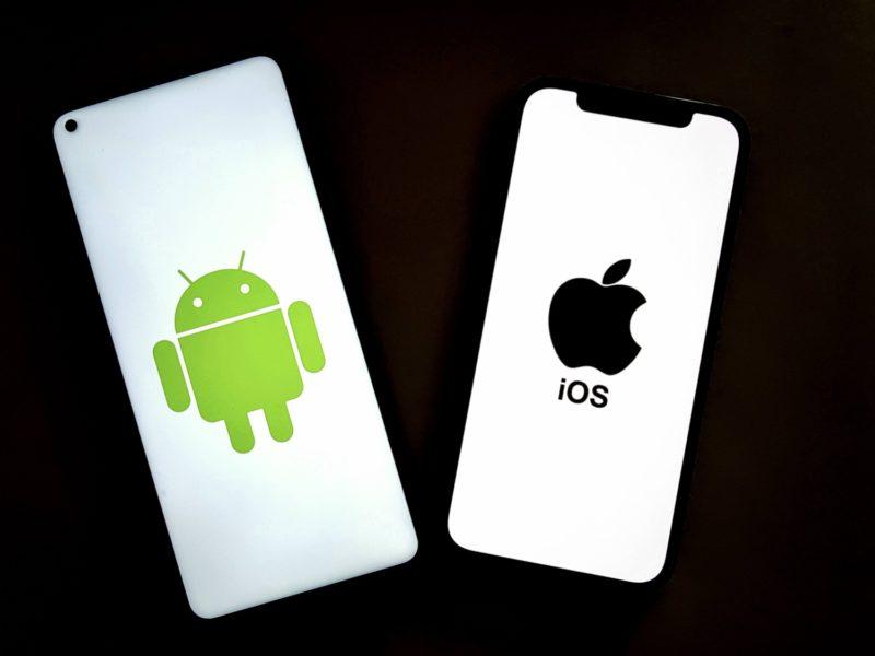 Android vs iOS. Czy warto wymienić smartfon z systemem Android na iPhone'a z iOS?