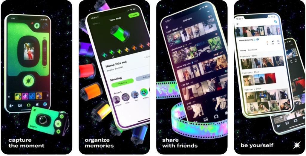 aplikacja dispo
