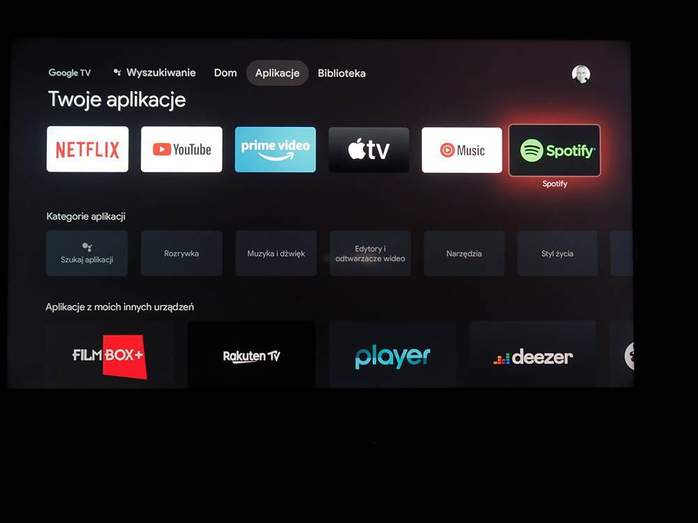 aplikacje Google Chromecast 4.0