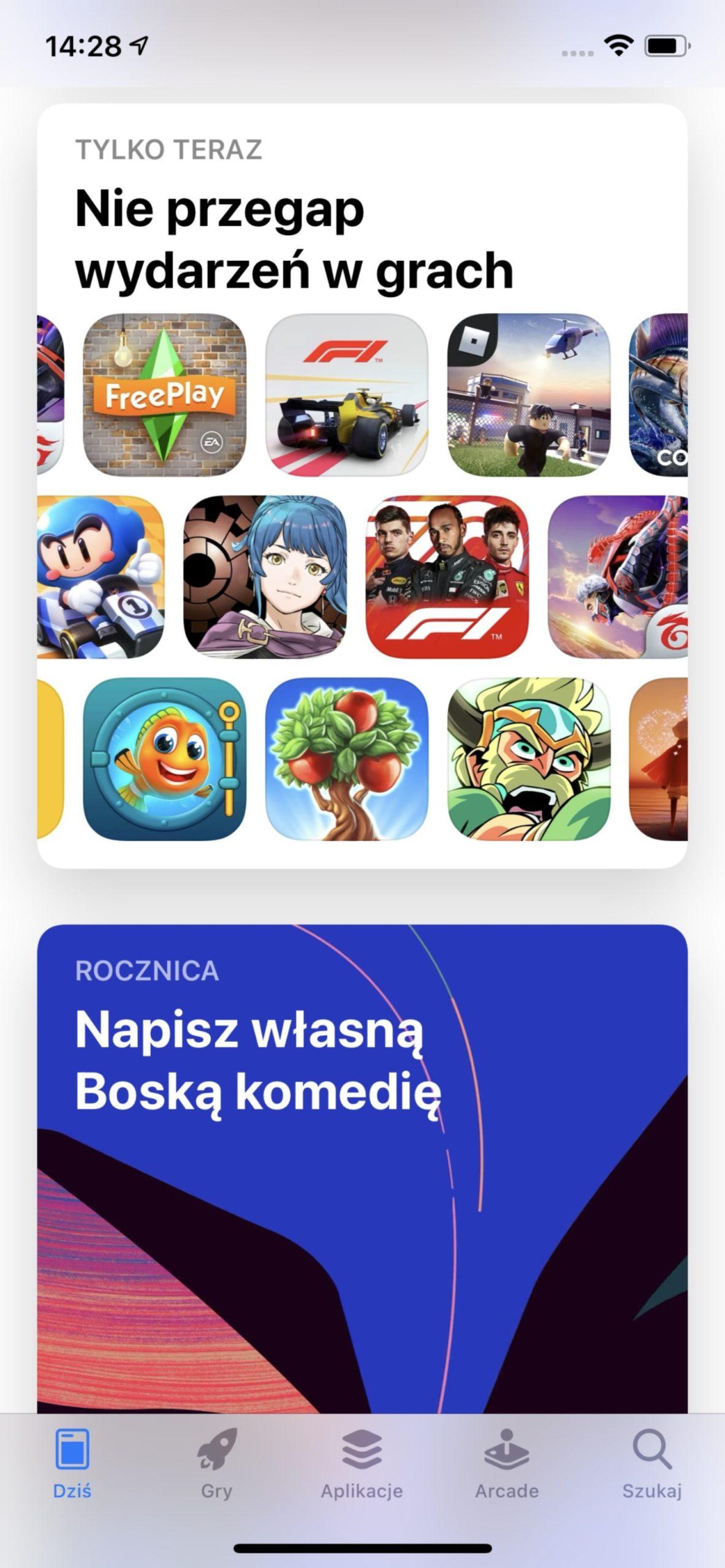 appstore polecane aplikacji ios apple iphone