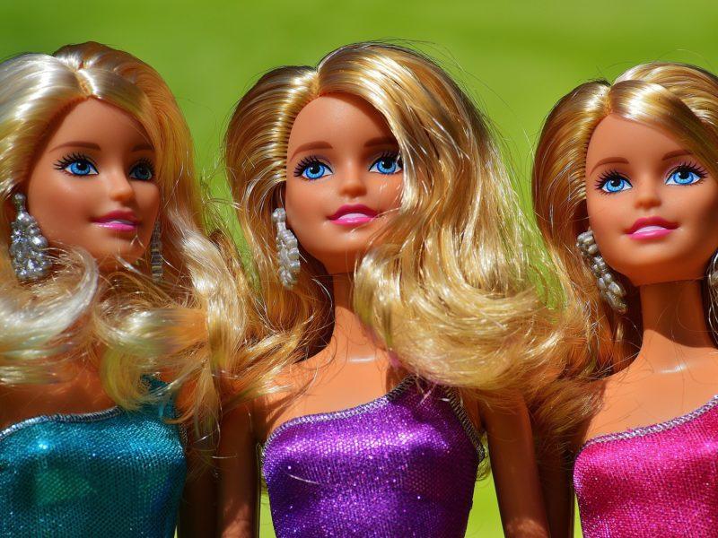 Lalka Barbie przyczyną zmian w postrzeganiu własnego ciała