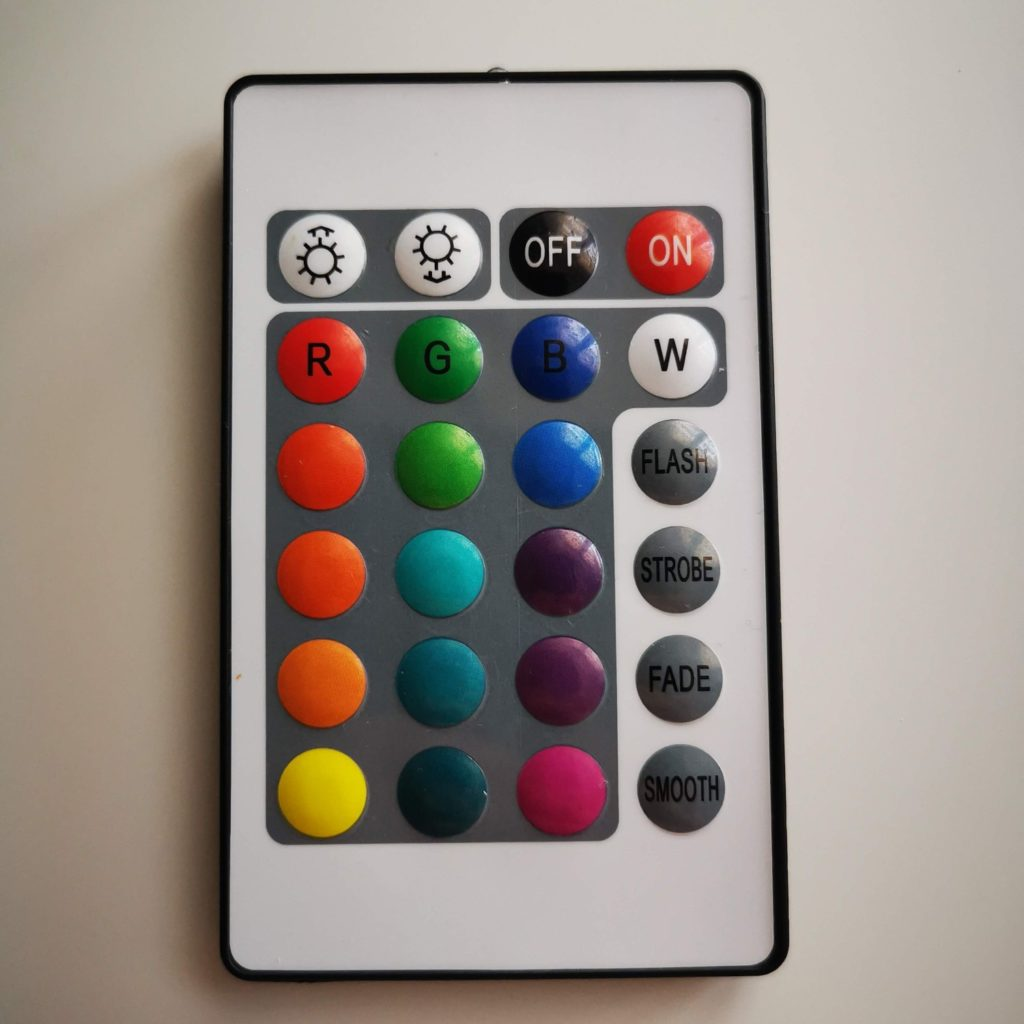 biurko dla gracza silver monkey gd-160 pilot RGB LED