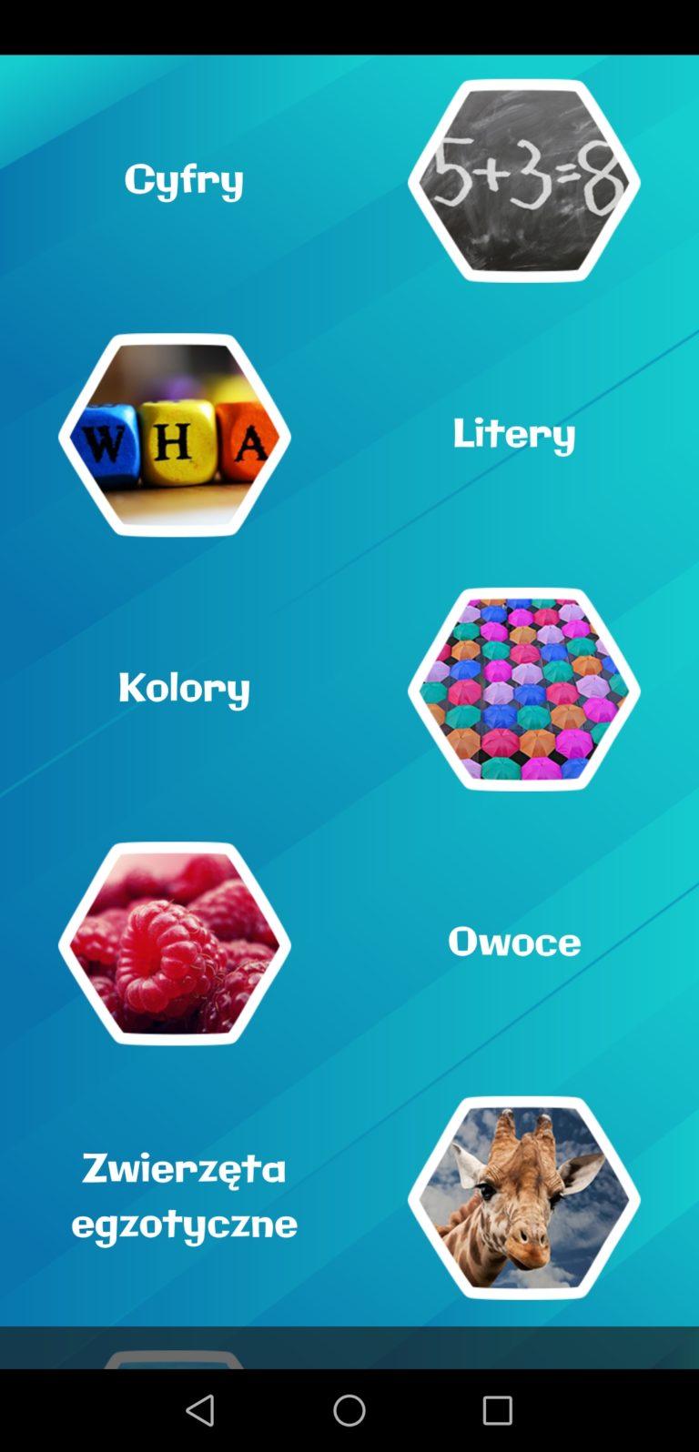 Gra edukacyjna dla dzieci po polsku (Booki odkrywca)