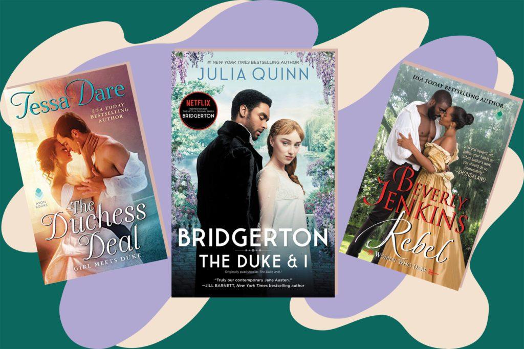 Bridgertonowie książki