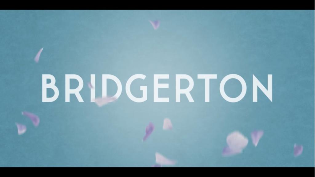Bridgertonowie Netflix napis