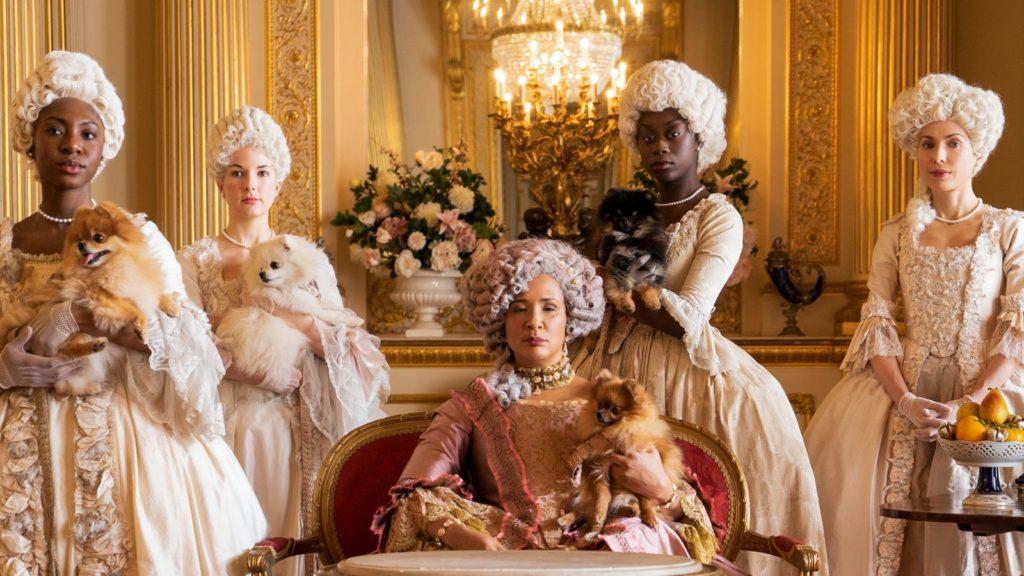 Bridgertonowie Netflix królowa Charlotte
