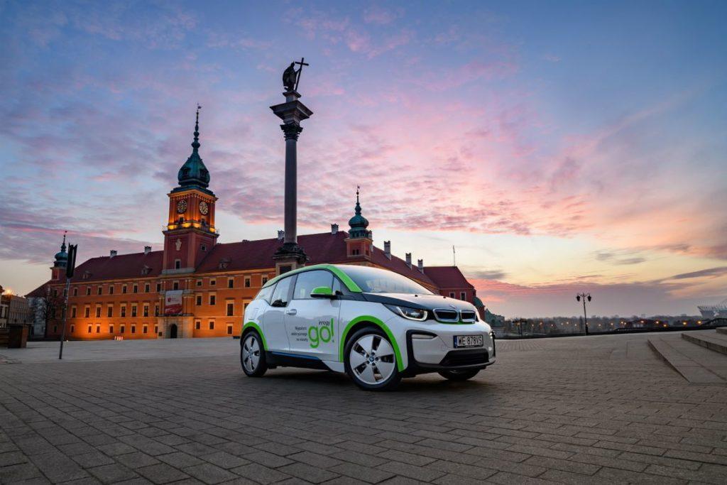 Elektryczny Carsharing w Polsce