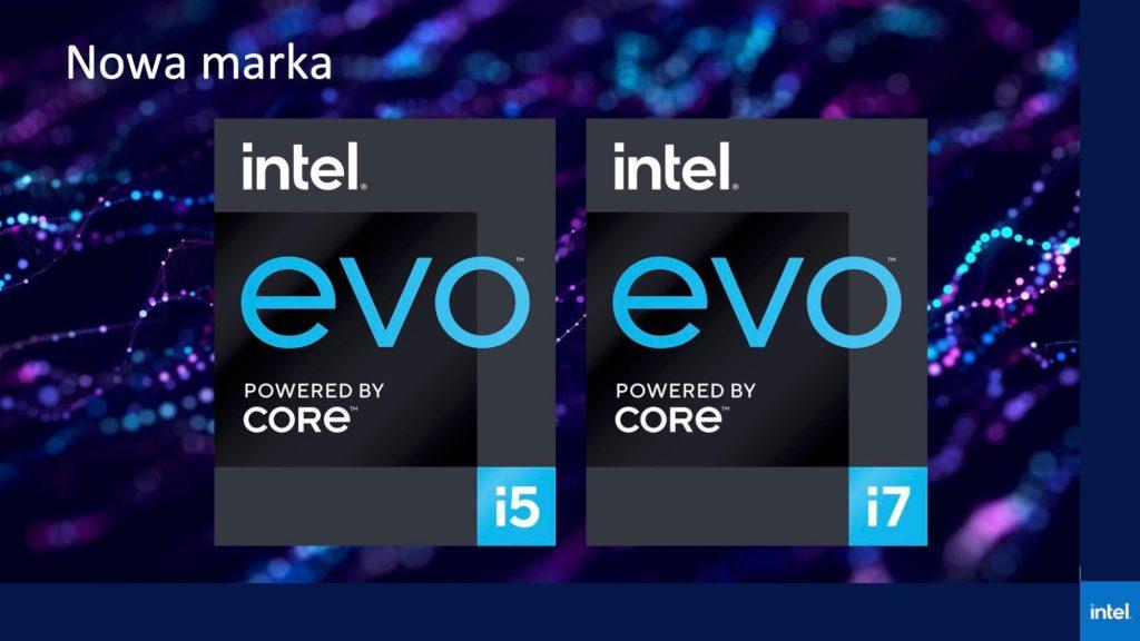 Co to jest Intel Evo?