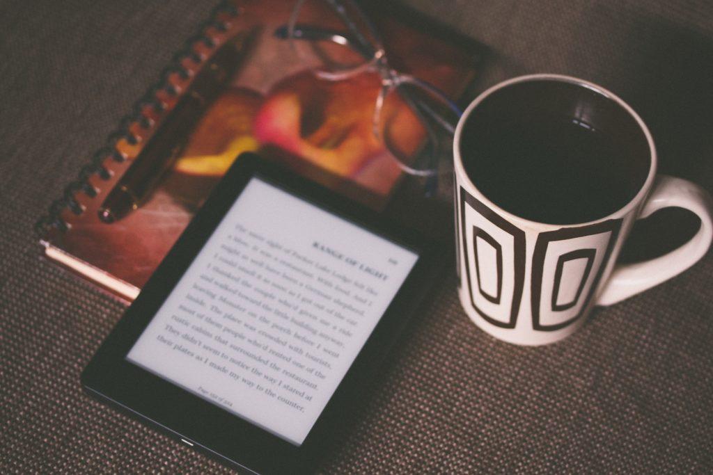 czytnik książek elektronicznych