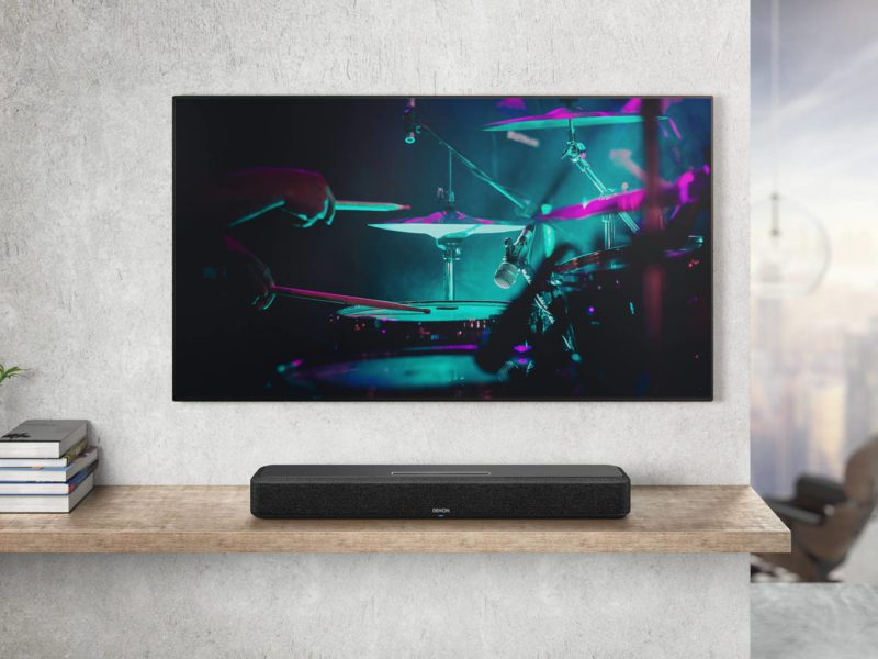 Denon can dance. Test i recenzja Denon Home Sound Bar 550