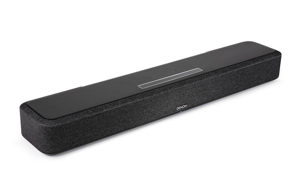 denon home sound bar 550 widziany z przodu