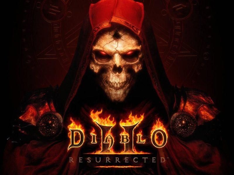 Jutro rozpoczynają się techniczne alfa-testy Diablo 2: Resurrected