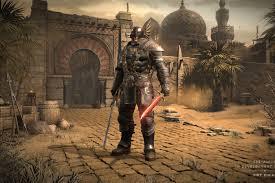Diablo 2 Resurrected screen z gry
