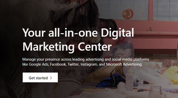 Digital Marketing Center