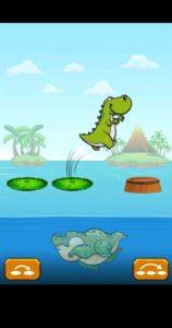 dinozaur aplikacja dla dzieci