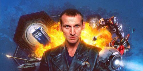"""""""Fantastic!"""" – Christopher Eccleston powraca jako Dziewiąty Doktor"""