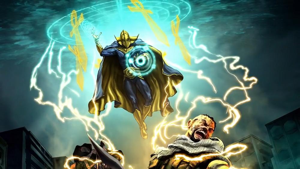 Dr. Fate DC Universe