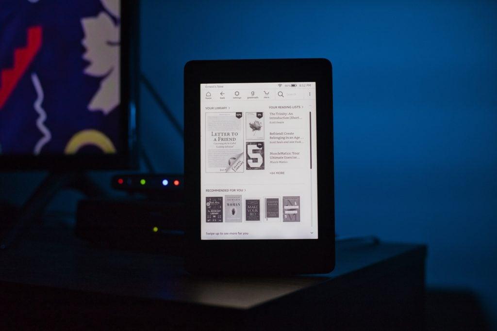 czytnik e-książek
