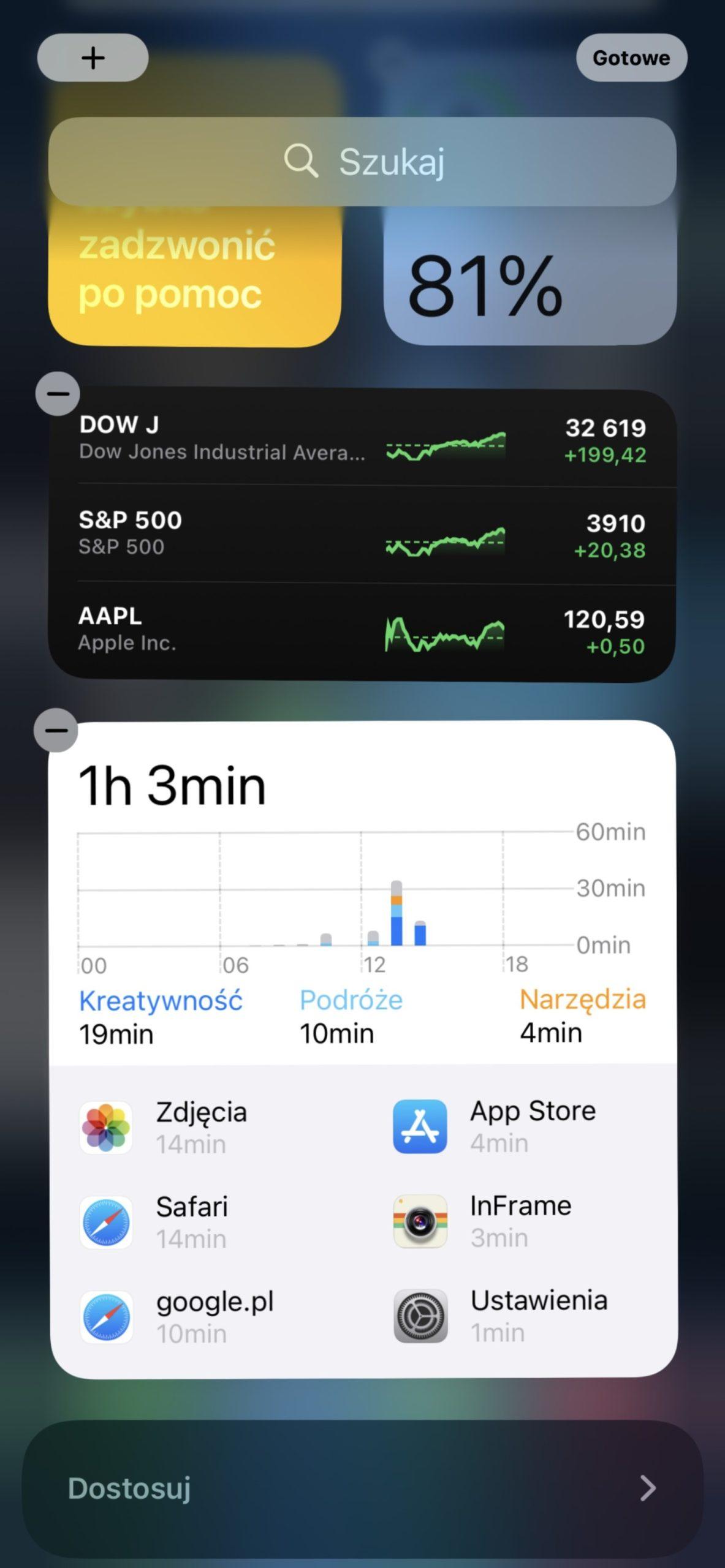 edycja-widzety-ios-apple-iphone-geex