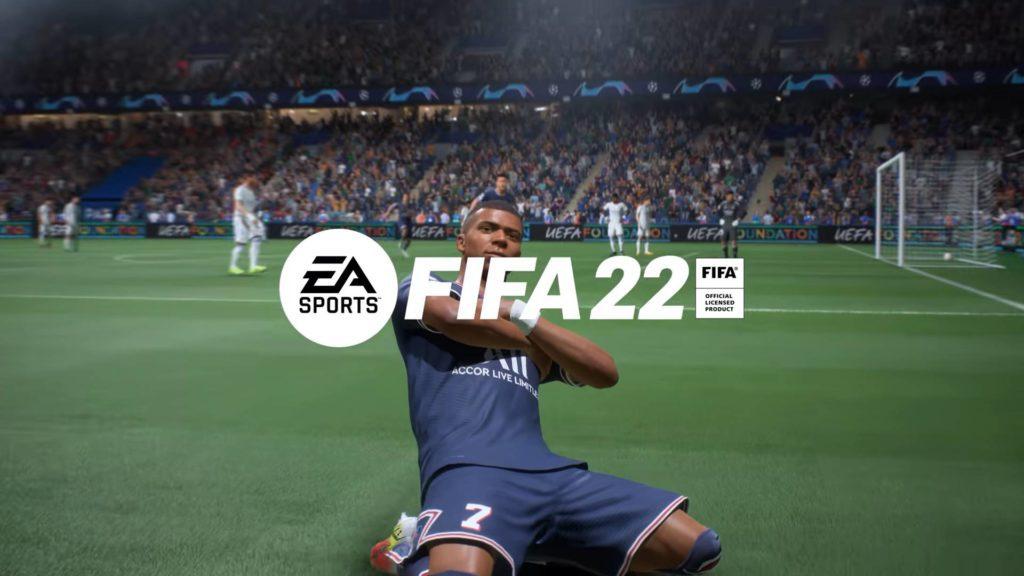 Kylian Mbappe Fifa 22