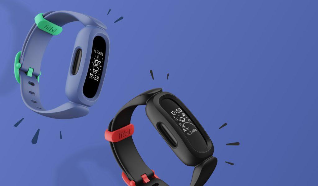 fitbit ace 3 smartwatch dla dziecka