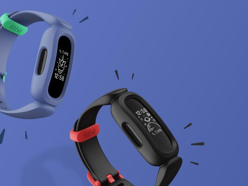 Praktyczny prezent dla dziecka? Odkryj smartwatch dla dzieci Fitbit Ace 3