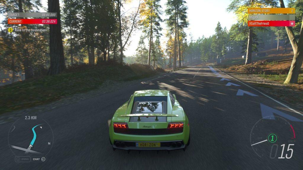 Forza Horizon 4 rywalizacja