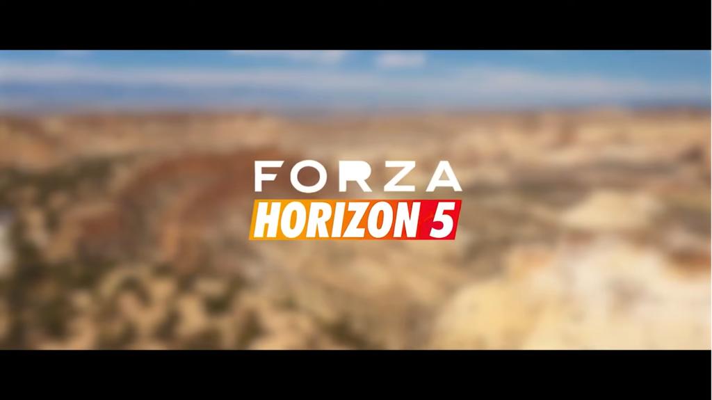 Forza Horizon 5 fanowska grafika