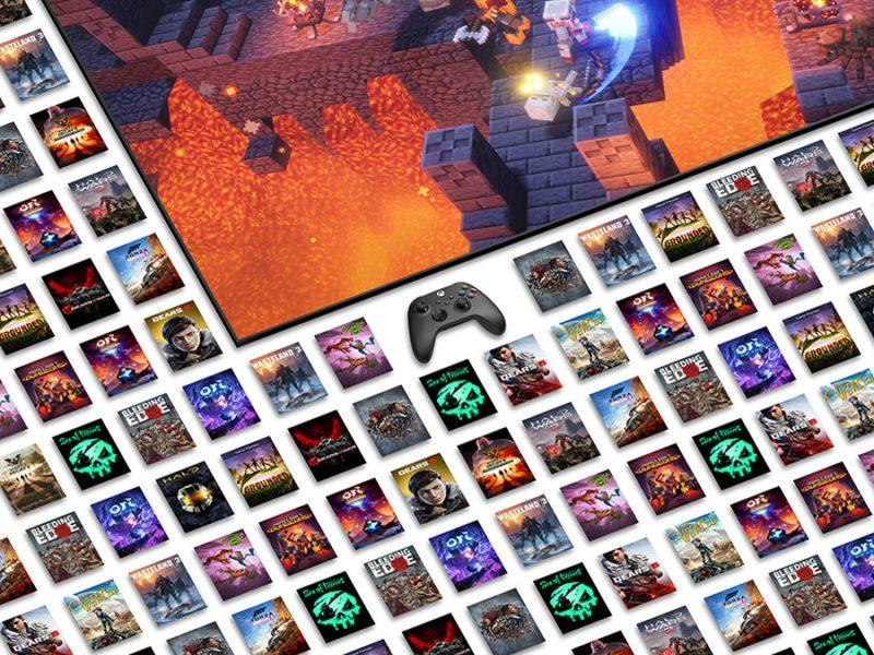 20 nowych gier na Game Passie. Tytuły Bethesdy pojawiają się na platformie