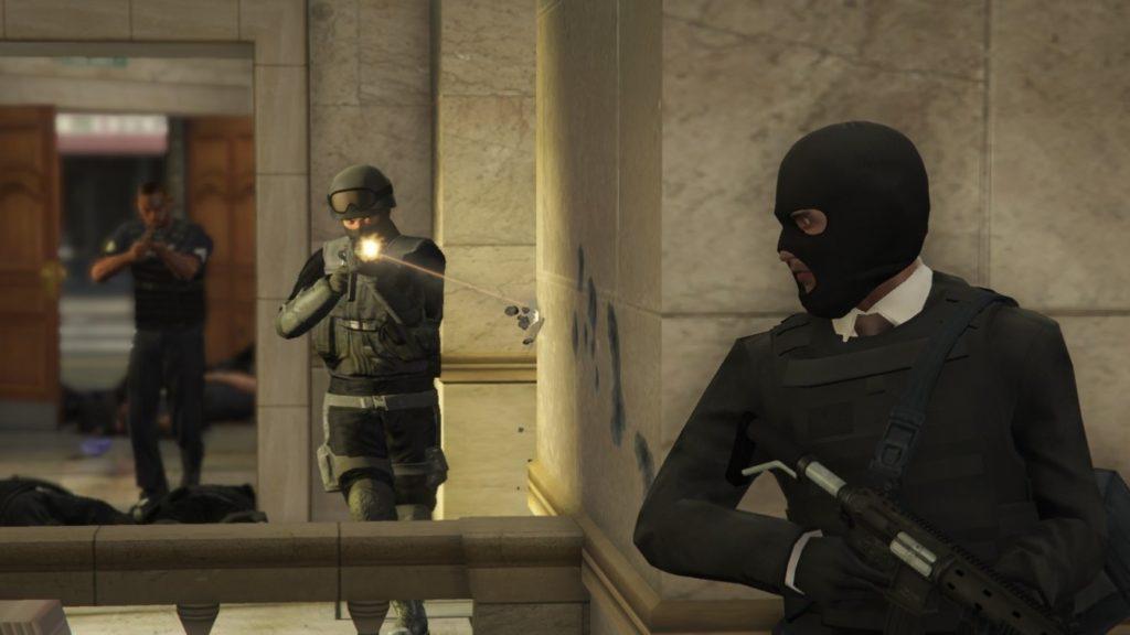 Jak usunąć ekran ładowania GTA Online?