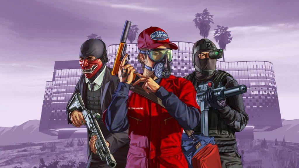 GTA Online gra