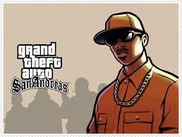 GTA San Andreas gość w łańcuchu