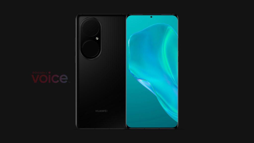 Huawei P50 Pro ekran