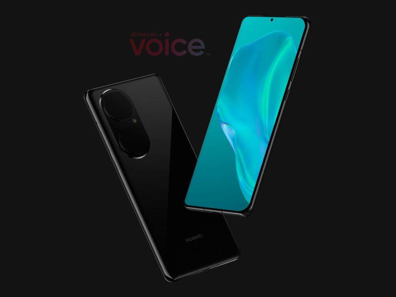 Huawei P50 Pro podpatrzony. Czy naprawdę TAK będzie wyglądał?