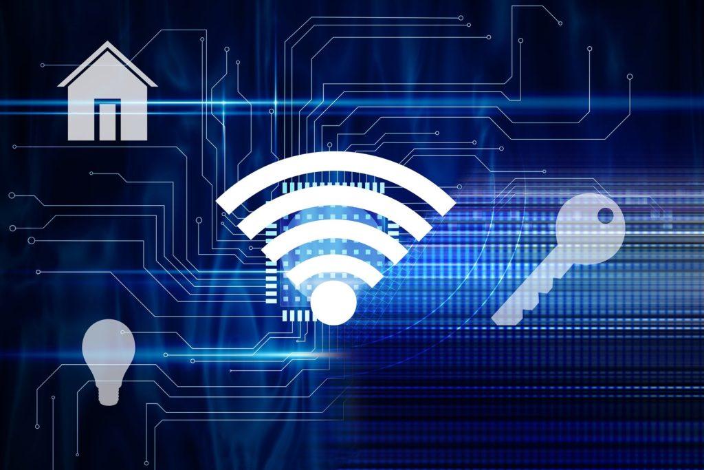 IoT Wi-FI smart home