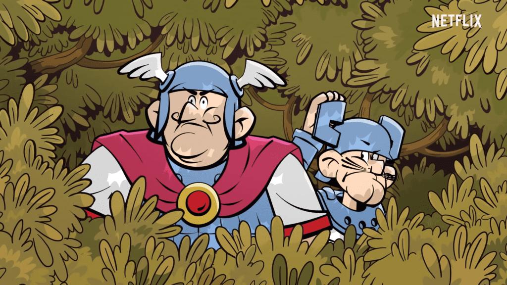 Kajko i Kokosz Hegemon Kapral