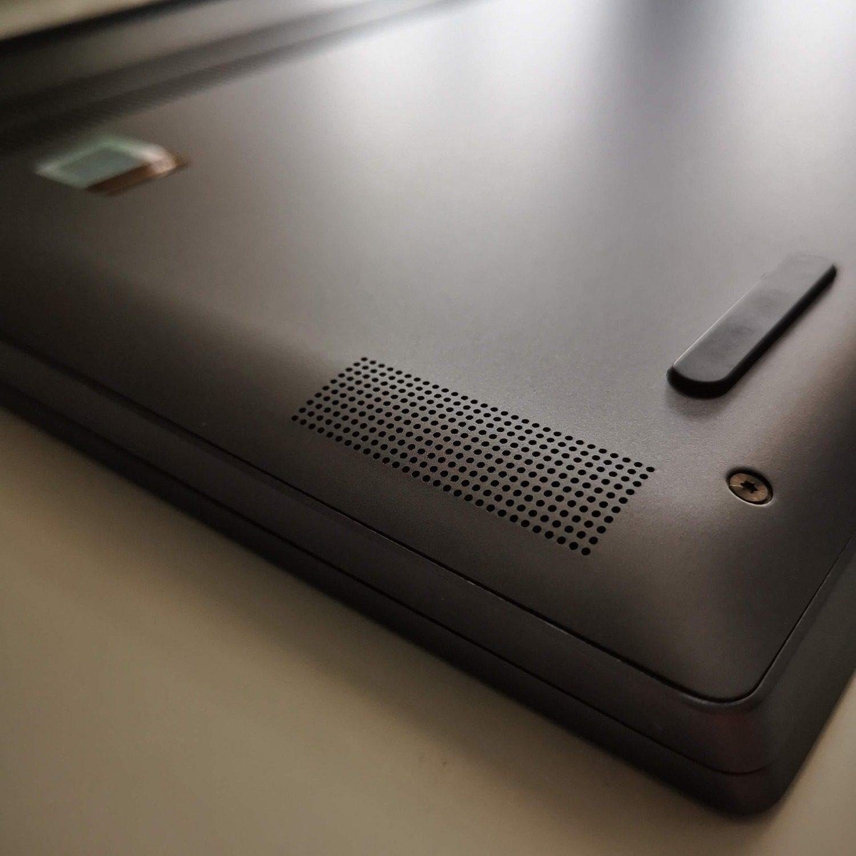 Lenovo Yoga Slim 7 głośniki stereo