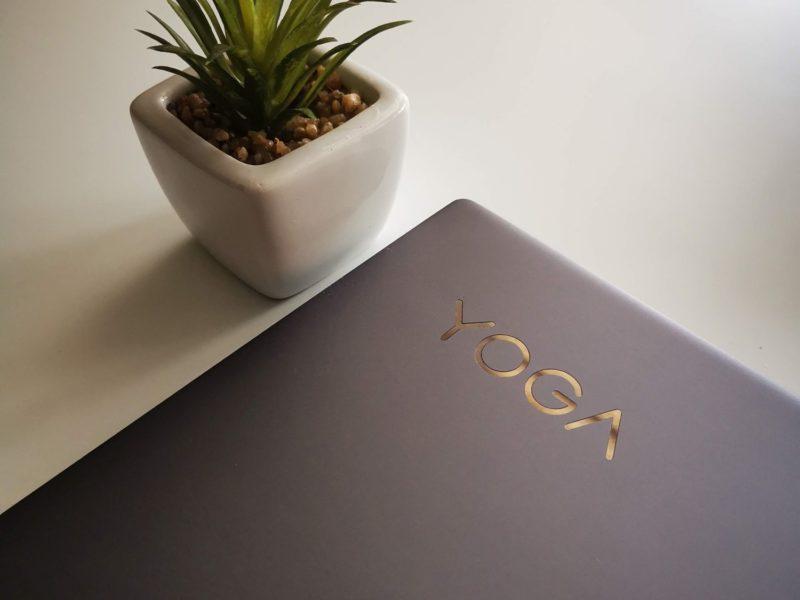 Lenovo Yoga Slim 7. Zobacz, jak potrafi być elastyczny. Test i recenzja