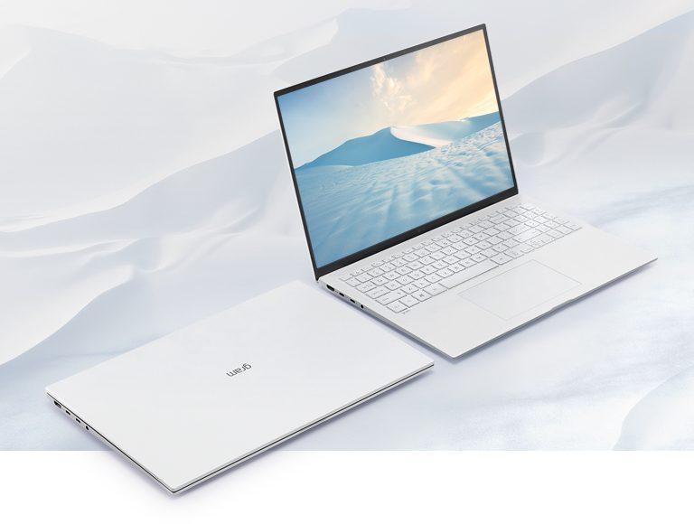 Laptopy LG Gram 2021 z pompą wchodzą na salony i chcą docierać na kraniec świata