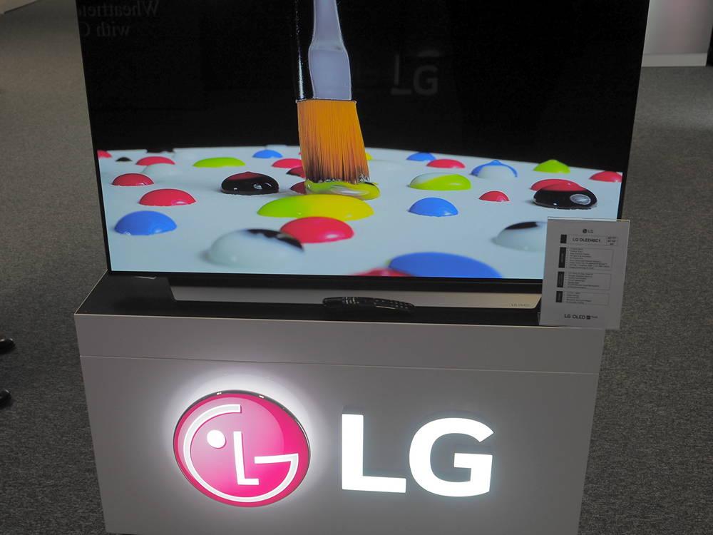 telewizor LG OLED48C1
