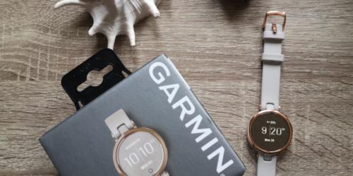 Test i recenzja Garmin Lily Sport. Jest kobiecy i gustowny, ale czy naprawdę smart?