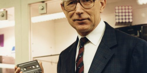 Zmarł Lou Ottens – zawdzięczamy mu kasetę magnetofonową