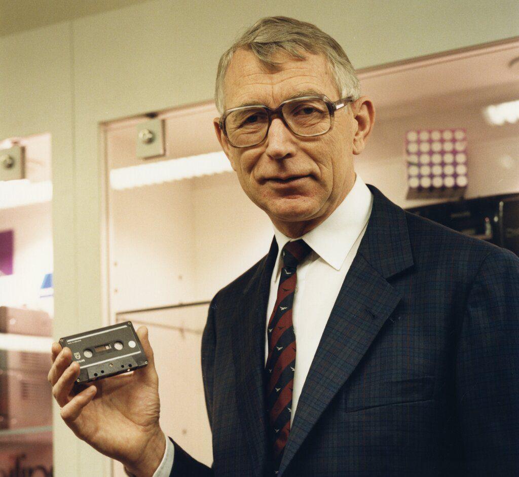 Lou Ottens i kaseta magnetofnowa