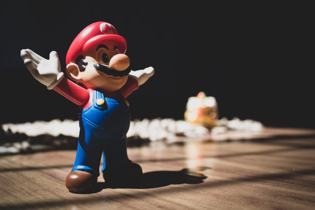 figurka Mario