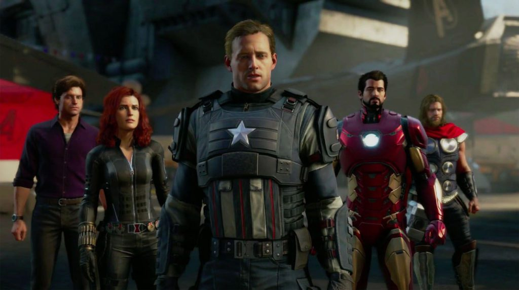 Marvel's Avengers premiera