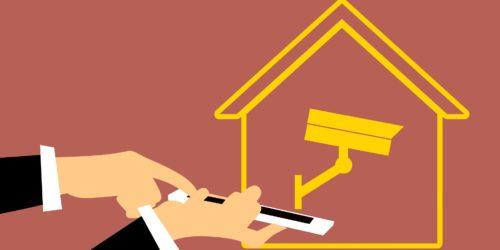 Zabezpieczamy smart home. Jak założyć alarm i monitoring w inteligentnym domu?