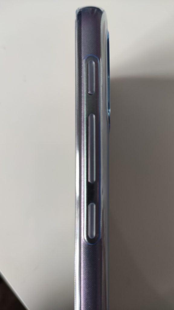 moto g30 przyciski