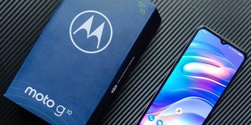 Test i recenzja Motoroli Moto G10, czyli kameleona wśród smartfonów