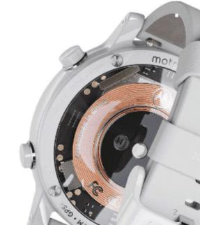 motorola koperta smartwatch